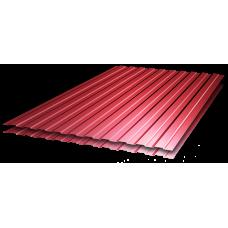 Цветной Профнастил  С8 мм; Толщина: 0,3 мм;